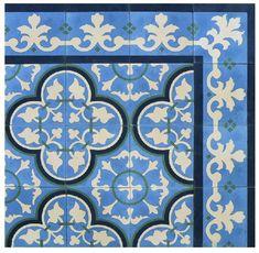 Cuban tile