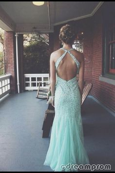 fashion prom dress