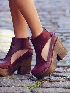 Horizon Clog from Free People!