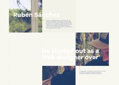 Ruben Sanchez | CSS Website
