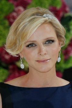 Princess Charlene of Monaco arrives to attend the annual Red Cross Gala, on August 1 in Monaco. Created in the gala is an annual charity event held in Monaco by its Princely Family during. Get premium, high resolution news photos at Getty Images Andrea Casiraghi, Charlotte Casiraghi, Grace Kelly, Patricia Kelly, Fürstin Charlene, Princesa Charlene, Charlene Of Monaco, Albert Von Monaco, Royals