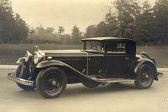 Hispano Suiza Coupe