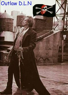 Keith Richards the real captain jack..