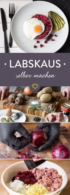 Original Hamburger Labskaus ist nicht nur unglaublich lecker sondern auch richtig gesund und kalorienarm. Koche die nordische Hausmannskost doch mal nach.