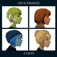 Life Is Strange taught us that your life can change in an instant. This sticker is an easy way to upgrade your laptop or notebook.