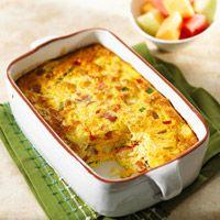 Potato and Egg Dinner Bake