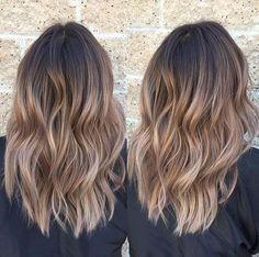 cool 50 Идей брондирования волос на темные и светлые локоны - Отзывы и фото