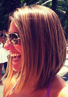 Outstanding Bobs Haircut Long And Long Bob Hairstyles On Pinterest Hairstyles For Women Draintrainus