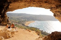Calypso Cave is located in a cliff just off Xaghra; overlooking Gozo's most sought-after sandy...