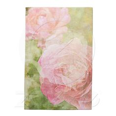 Sweet Roses Hand Towels