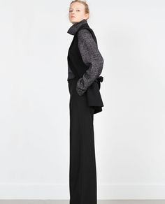 Image 4 of TAILORED TROUSERS from Zara