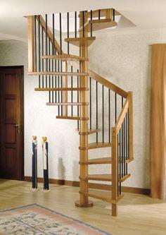 Escalera de caracol fox de maydisa - Escalera caracol prefabricada ...
