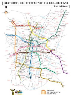 Line 12 of Mexico City's Metro (subway) system was originally opened in October The new line, also known as the Golden Line, extended the city's metro Metro Subway, Subway Map, Transport Map, Metro Map, Barbara Mori, Tourist Map, Fantasy Map, Map Design, Baja California
