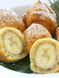 Fried Banana Bites R