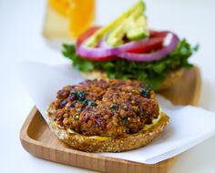 I'm hungry! 19 Very Delicious Veggie Burger Recipes via Brit + Co.