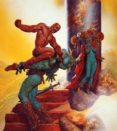 Richard Corben born October 1 1940 is an American illustrator and comic book artist best known for his comics featured in Heavy Metal magazine He is the w Arte Sci Fi, Sci Fi Art, Fantasy Kunst, Dark Fantasy Art, Fantasy Artwork, Comic Book Artists, Comic Books Art, Sci Fi Books, Arte Heavy Metal