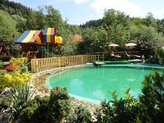 Kupacie jazero-Alpinka