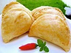 pastel assado de guarana