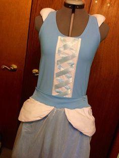 cinderella shirt costume running - Google Search