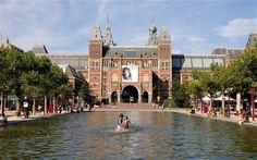 Make sure to visit Rijksmuseum in Amsterdam!