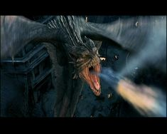 Reign of Fire male dragon