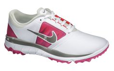 Developed with insights from elite golfer Suzann Pettersen, the Nike FI Impact Women's Golf Shoe features a flexible Nike Free-inspired outsole to unleash the full power of your swing flexibility! Spikeless Golf Shoes, Womens Golf Shoes, Nike Shoes, Sneakers Nike, Women's Shoes, Golf Fashion, Teen Fashion, Fashion Trends, Nike Golf
