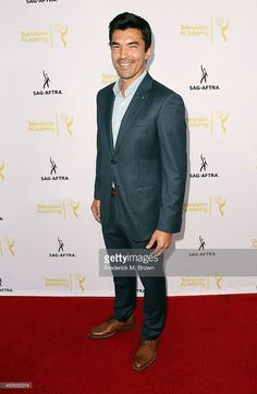 Actor Ian Anthony Dale attends the Television Academy and SAG-AFTRA Presents Dynamic & Diverse: A 66th Emmy Awards Celebration of Diversity at the Leonard H. Goldenson Theatre on August 12, 2014 in North Hollywood, California.