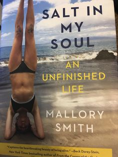 Book Review - Salt In My Soul Water Surfing, Becoming A Writer, Good For Her, Keeping A Journal, Stanford University, Live Happy, Passed Away, Will Smith, Book Review