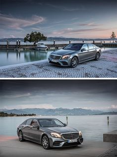 Mercedes-Benz S-Class: the leader in the premium segment.