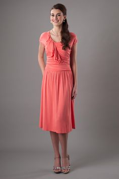 cute dress, would even be cute for bridesmaids!