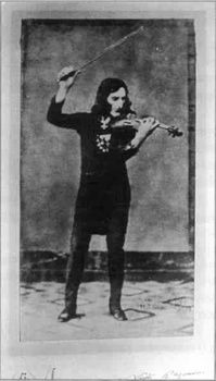 Nicolo Paganini and ofcors the MASTER i love playing the stacato's he also did it all by himself and he whas a very sick man bud he never gived up my favorites and not complete he whas a GENIUS!!!!