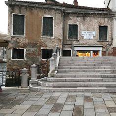Ponte San Pantalon, Sestiere Santa Croce