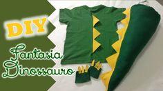 DIY: Fantasia de dinossauro   Fran Santos