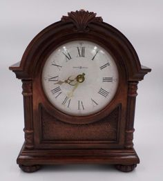 howard miller kingston mantel clock dual chiming brand new movement