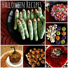 Favorite Halloween Party Recipes