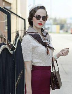 1930's fashion | 1930's style inspiration