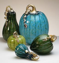 hand blown glass by Cohn-Stone Studios