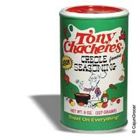 There's not much that can't be improved by Tony's. I love this stuff....I use in most things I cook...love it in hamburgers, the most...Connie