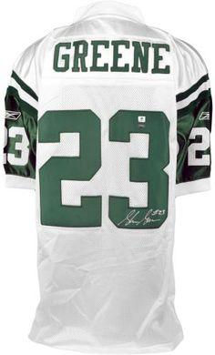 Shonn Greene Autographed Jersey - GA #SportsMemorabilia #NewYorkJets