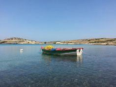 Εδώ ο χρόνος σταματά: Στο νησί με τις 18 παραλίες που μπορείς να πας ποδαράτο, θα κάνεις τις καλύτερες διακοπές της ζωής σου (Pics) Boat, Dinghy, Boats, Ship