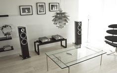 Gato Audio FM-6 2½-way Fidelity Monitor The 2½ way floorstanding speaker offers effortless musical reproduction in medium to large listening rooms.