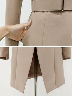 Wholesale Autumn Solid Color V-neck OL Style Formal Suits EHG082845 | Wholesale7.net Formal Suits, Autumn Fashion, V Neck, Shopping, Color, Style, Swag, Fall Fashion, Colour