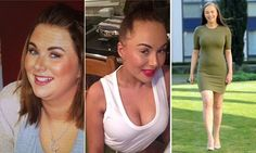 Check out Amelia's amazing transformation with Cambridge Weight Plan (MailOnline, April 2015)
