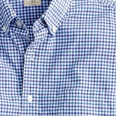 Secret Wash shirt in Paull gingham