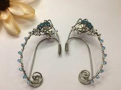 Ear Cuff  Elf Ears  Earrings  Jewelry  by EnchantedJewelryShop