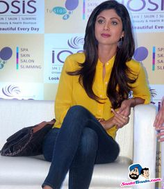 Shilpa Shetty at IOSIS Event -- Shilpa Shetty Picture # 319082