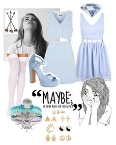 """""""Maybe you made of diamond"""" by allisjess ❤ liked on Polyvore featuring Gucci, Topshop, Miss Selfridge, Foot Traffic, Mudd and BlissfulCASE"""