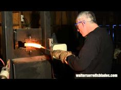 How to Make Damascus Steel -- Part 1