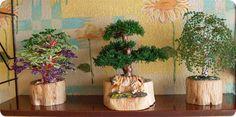 3-дерева-из-бисера