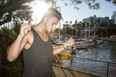 """Model Team: Richie Nuzzolese Raps """"All Birds"""" While Benjamin Godfre Films  Edits: Video"""